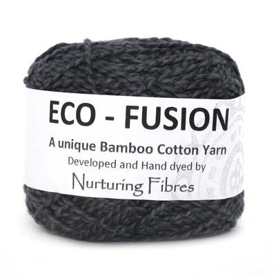 Nurturing Fibres Eco-Fusion Charcoal
