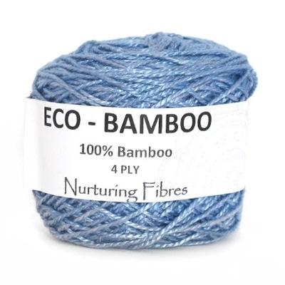 Nurturing Fibres Eco-Bamboo Cornflower