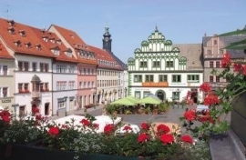 8-daagse busreis Thüringen en Sachsen (de Jong Intra)