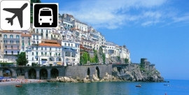 8 daagse Rondreis Apulië, Napels & Amalfi (Stip)