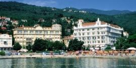 Kvarner Baai / Opatija,  Hotel Palace Bellevue  ( De Jong Intra )