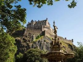 5 daagse Schotland - Edinburgh, Glasgow & Arran  (Kras)