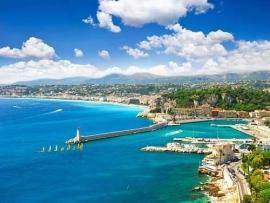 Single Reis Frankrijk - Côte d`Azur op zijn best (Kras)