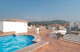 Costa Brava > Lloret de Mar > Appartement Condado  ( Peter Langhout )