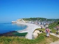 Single Reis Frankrijk - Fietsvakantie Normandië