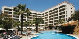 Salou, Hotel H10 Salou Princess****  ( de Jong Intra )