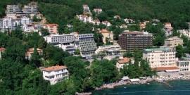 Kvarner Baai / Opatija,  Grand Hotel Adriatic II  ( de Jong Intra )