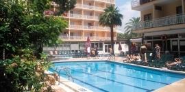 Lloret de Mar, Hotel Flamingo***  ( de Jong Intra )