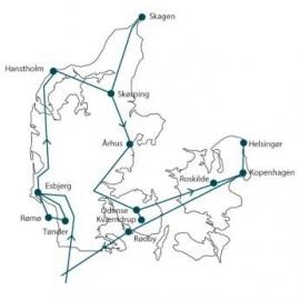 9 daagse Denemarken, een waar sprookjesland (Pelikaan)
