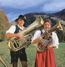 Muziekreis 5 dagen  Zillertaler Musikantenparade (effeweg)
