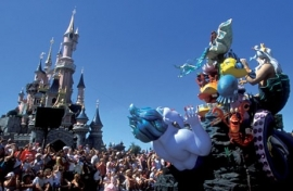 3 dagen busreis Parijs incl. 1 dag Disney ( Peter Langhout )