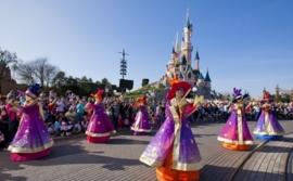 Pretpark 3 en 4 dagen Parijs en Disneyland® Paris (effeweg)