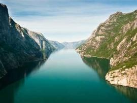 Busreis Natuurlijk Noorwegen (Kras)
