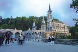7 daagse reis naar  Lourdes  ( Van Nood )