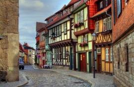 5 daagse Werelderfgoed in Duitsland  ( Peter Langhout )