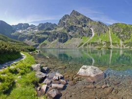 12 daagse busreis Slowakije - De ongerepte Hoge Tatra (kras)