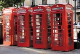 5-daagse busreis Londen (de Jong intra)