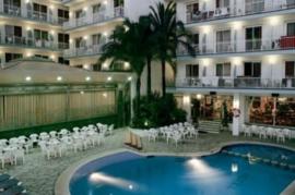 Calella, Hotel Miami ***  ( Sunliner)
