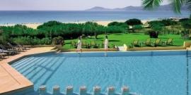 Languedoc-Roussillon / Canet-en-Roussillon, Hotel & Appartementen Les Flamants Roses  ( de Jong Intra )