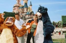 Dagtocht Busreis Disneyland Parijs  ( 1 reizen )