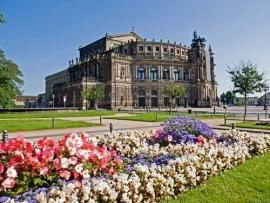 Single Reis Duitsland - Dresden en Saksen (Kras)