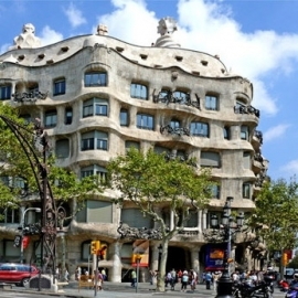 10 daagse Barcelona, stad der wonderen (Van Nood)