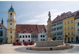 Hoogtepunten van Centraal Europa  ( Pelikaan)