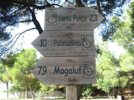10 dagen Fietsreis Mallorca en Barcelona ( effeweg )