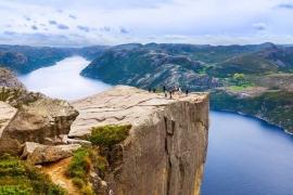 Minicruise 5 dagen - Noorse fjorden: Bergen, Stavanger en Preikestolen (effeweg)