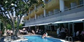 Lloret de Mar , Hotel Augusta Club****   ( de Jong Intra )
