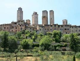 Excursiereis 10 dagen Umbrië en Toscane (effeweg)