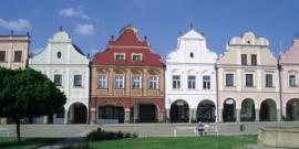 10-daagse fietsbusvakantie Boeiend Bohemen en Praag ( De Jong Intra )
