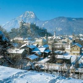 5 dagen Tirol en Kufstein  ( Effeweg )