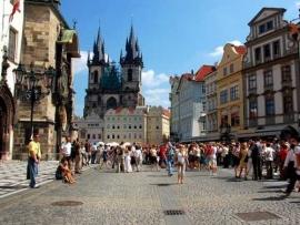 4 daagse Busreis Tsjechië -  Praag( Kras )