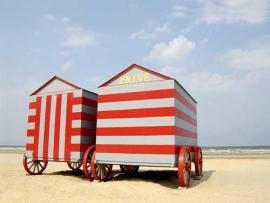5 daagse Fietsvakantie België - De kust & Vlaanderen (Kras)
