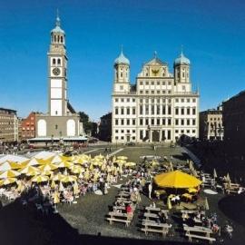 8-daagse busreis Romantische Strasse en Koningskastelen (de Jong intra)