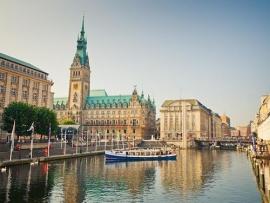 4 daagse Hamburg & Lübeck (Kras)