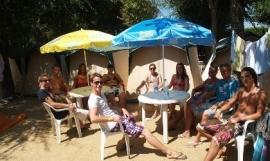 Camping Maximum Adriatische kust, Rimini (Beachmasters)