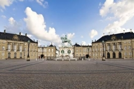 Kopenhagen, 4-dagen incl.stadstour  ( Van Nood )