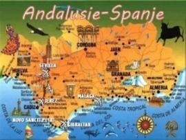 Andalusie: een streek om verliefd op te worden