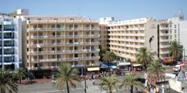 Lloret de Mar, Hotel Frigola***   ( de Jong Intra )