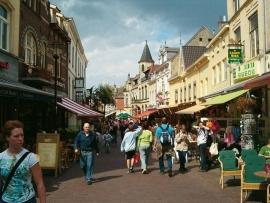 Nederlandse steden