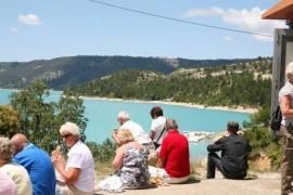 8 dagen Fietsreis Côte d`Azur  (effeweg )