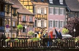 5 daagse busreis Elzas - Hotel Aux deux Roses ( Peter Langhout )