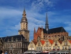 Fietsreis 5 dagen Belgische kust (met fietsdag in Engeland) (effeweg)