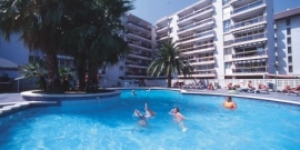 Salou, Appartementen Los Peces**  ( de Jong Intra )