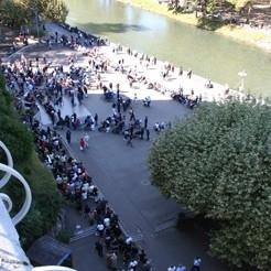 7 daagse Lourdes, plaats van lichamelijke en zielsgenezing ( pelikaan )