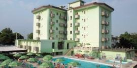 Venetiaanse Riviera / Lido di Jesolo,  Hotel Vianello  9 De Jong Intra )
