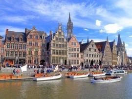 4 daagse Antwerpen, Brugge & Gent (Kras)