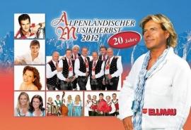 Muziekreis 6 dagen Tiroler Alpenspektakel (effeweg)